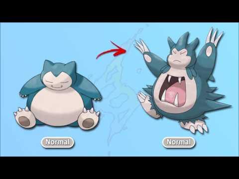 Future Pokémon Mega Evolutions Fanmade (Part 5)
