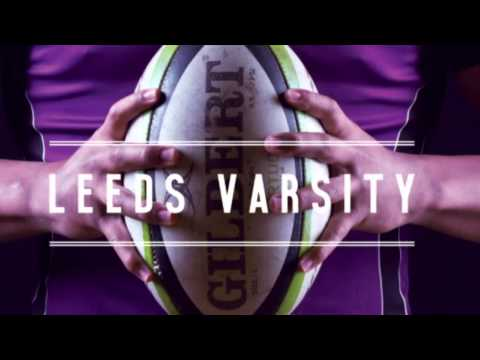 Leeds Varsity Rugby 2015 Coverage by BMT at Leeds Beckett University & BeMedia students Live Stream