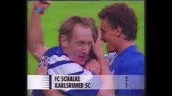 RAN Fußball Bundealiga 1995 1996 Spieltag 5 komplett