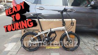 Sepeda Lipat UNITED ORION   Spek Gahar dikelasnya
