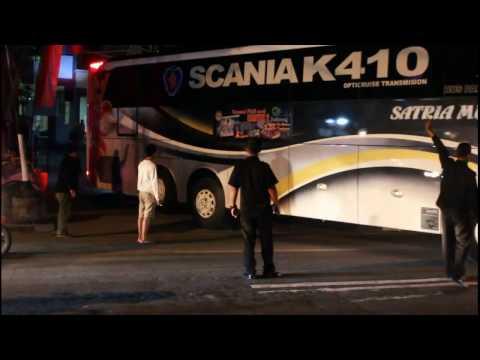 keunikan dari Bis Scania k410 ini !!