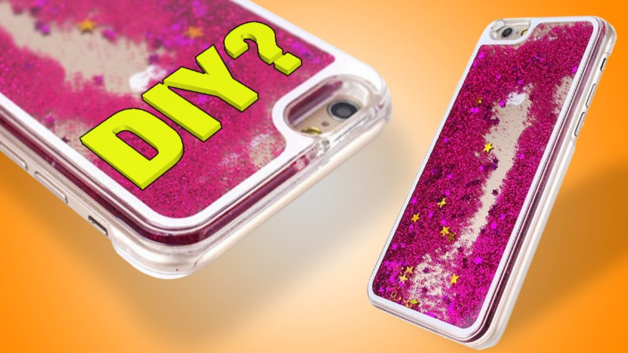 100% authentic d2840 a40bb DIY LIQUID PHONE CASE!