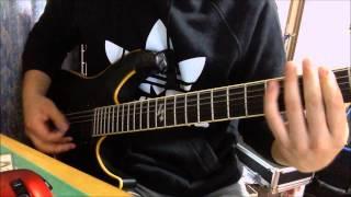 Скачать A Skylit Drive Rise Guitar Cover