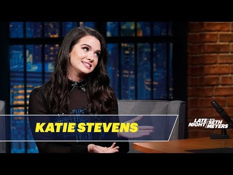 Katie Stevens Tells Her Adorable Engagement Story