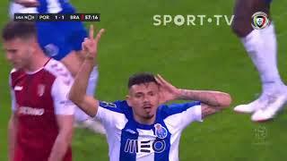 Goal   Golo Soares: FC Porto (1)-1 SC Braga (Liga 19/20 #17)