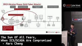 #HITBCyberWeek D2T2 - The Sum Of All Fears, When ICS/SCADA Are Compromised - Mars Cheng