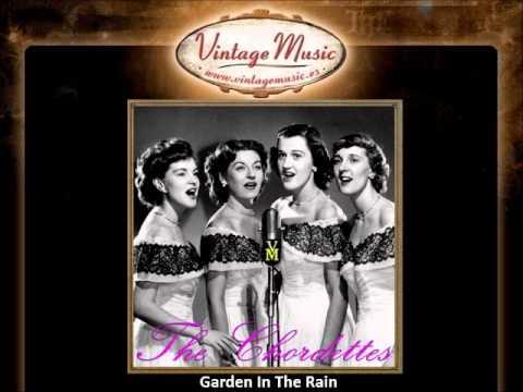 The Chordettes - Garden In The Rain (VintageMusic.es)