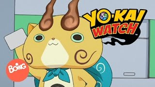 Ville vs campagne (Ep.11) | YO-KAI WATCH | Boing