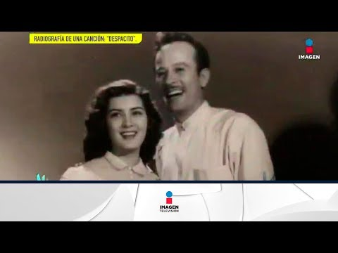 "Jose Alfredo Jiménez compuso ""Despacito"", por encargo de Pedro Infante | De Primera Mano"
