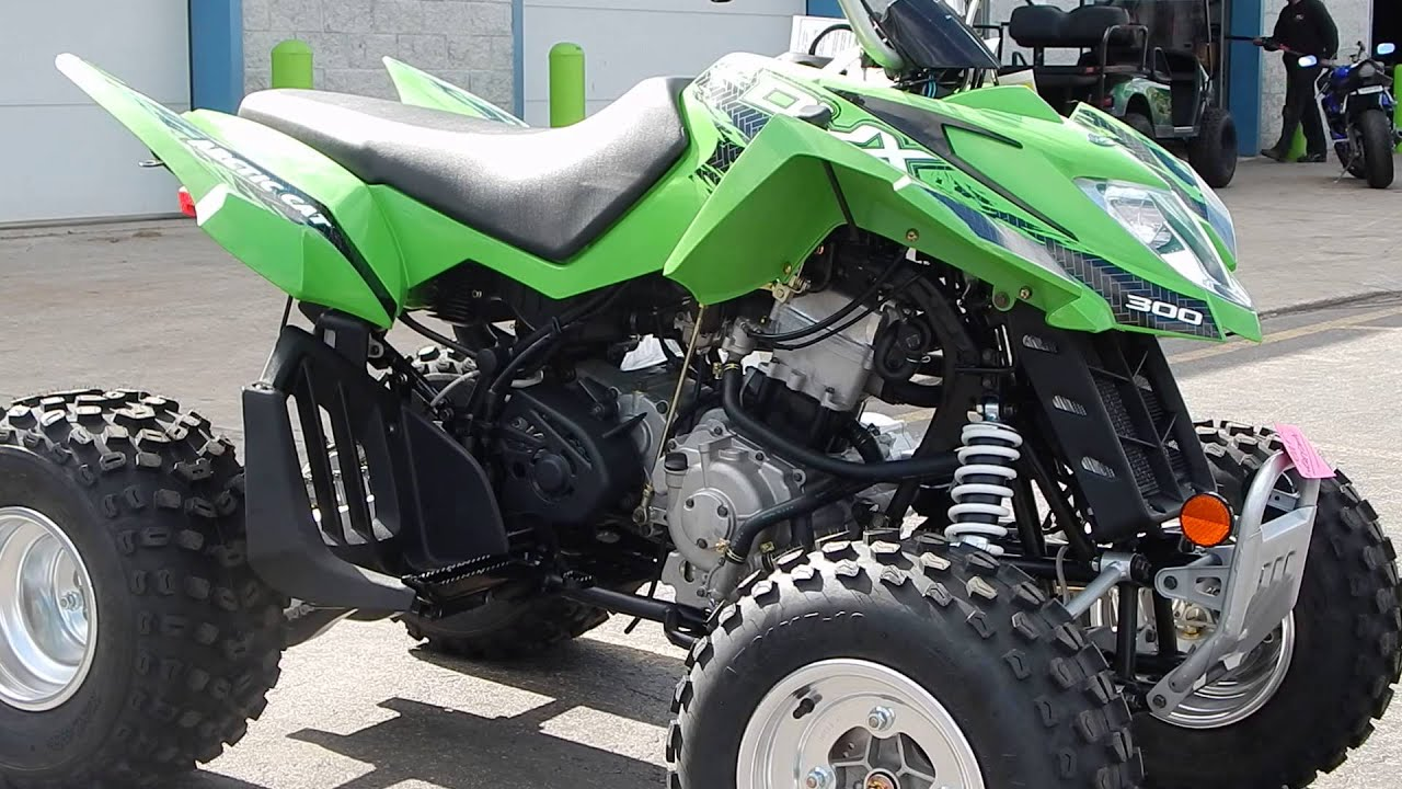 2015 arctic cat dvx 300 youtube
