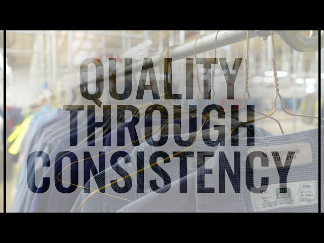 Quality Through Consistency
