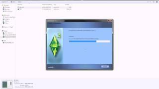 "tutorial como instalar "" the sims 3 "" español imagen .iso"