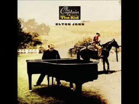 Elton John - Across the River Thames - Bonus Track