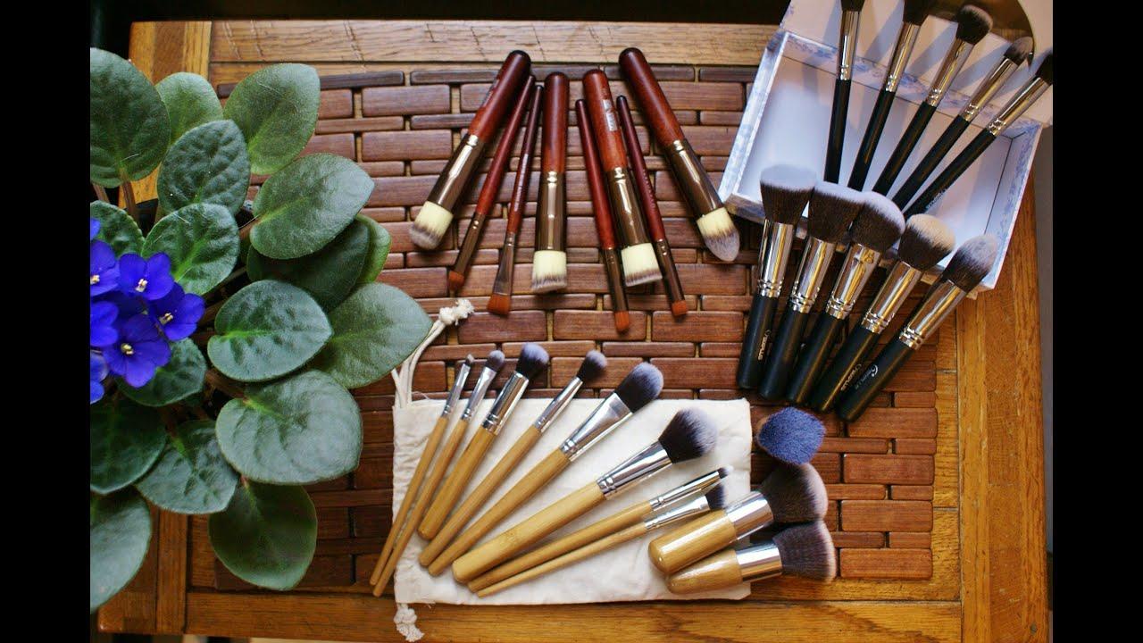 d225ea8f0229 BEST & WORST Ebay Makeup Brush Sets
