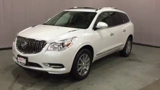 2016 Buick Enclave AWD Leather Interior 7 Passenger Oshawa ON Stock # 150545