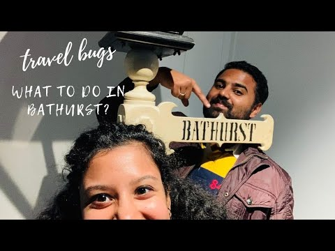 Day Trip To Bathurst | NSW | Travel Bugs