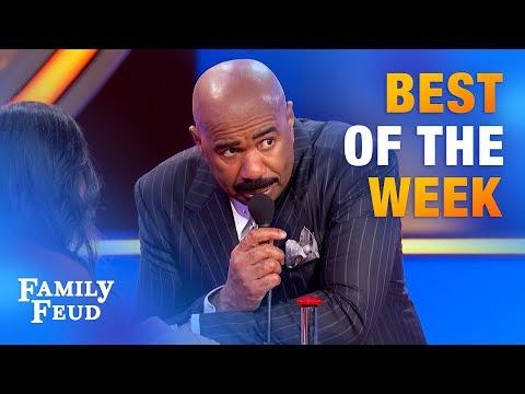 Best of the Week | #3 | Family Feud