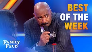 Best of the Week | #3 | Family Feud Video