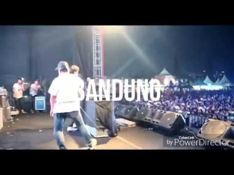 DJ Ari Irham di Bandung lucu abis