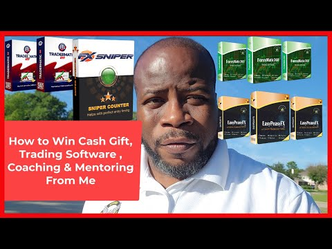 Cash Giveaway | Win Cash Gift, Trading Software, Forex Coaching & Mentoring From The Forex Apostle