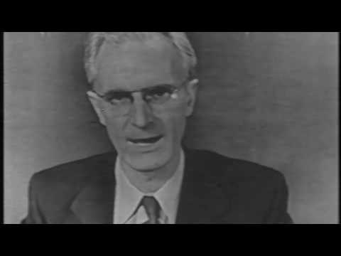 Johns Hopkins Science Review: Don't Drink That Water (1951, DuMont Network)