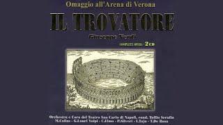 """Il Trovatore: Act III, Scene 6, """"Manrioco! Che? La zingara... """" (Ruiz, Manrico, Leonora)"""