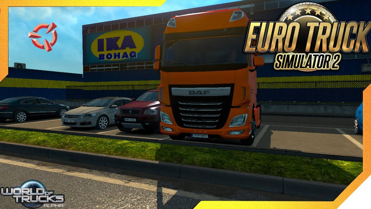 descargar euro truck simulator 2 l dlc scandinavia l. Black Bedroom Furniture Sets. Home Design Ideas