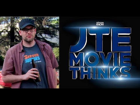 JTE Movie Thinks! - Ep #23. Dan Murrell