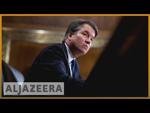 🇺🇸After FBI report, Kavanaugh moves closer to Senate confirmation l Al Jazeera English