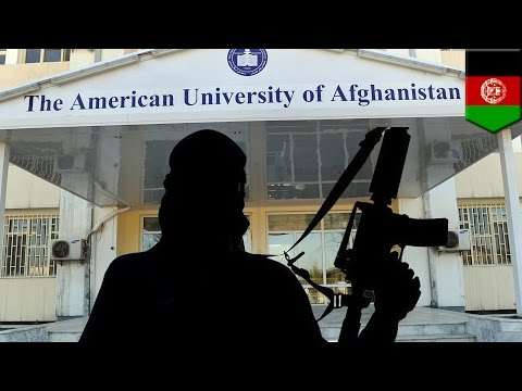 Kabul kidnapping: US and Australian professors kidnapped at gunpoint in Afghan university - TomoNews