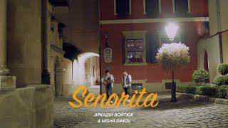 Смотреть клип Аркадій Войтюк & Misha Dimov - Senorita