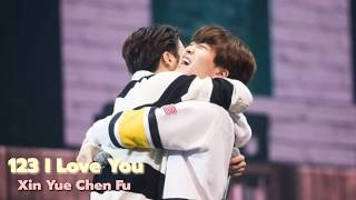[แปลไทย][JackJae♡] 123 I Love You - Xin Yue Chen Fu | PRiiM