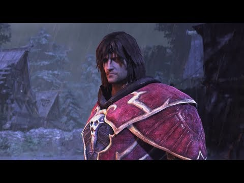 Castlevania: Lords of Shadow - Launch / In Depth Trailer