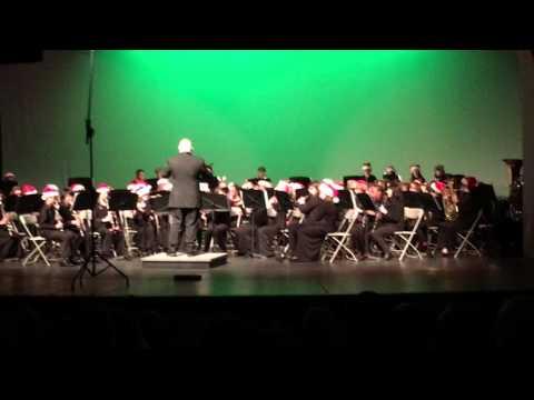 Jingle Bones Oconee County Middle School band 6th grade