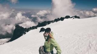 Elbrus north side 2016 / Эльбрус с севера вдвоем 2016