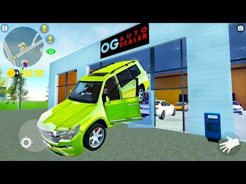 Car Simulator 2 #4 - Looking For A New Car - Android Gameplay