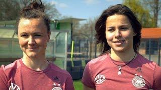 Interview mit Marina Hegering und Lena Oberdorf