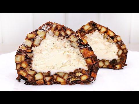ОБАЛДЕННЫЙ Десерт за 10 минут Без Выпечки - ТАК Вы еще не готовили :)