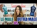 LE MALE vs. ULTRA MALE REVIEW | Tommelise