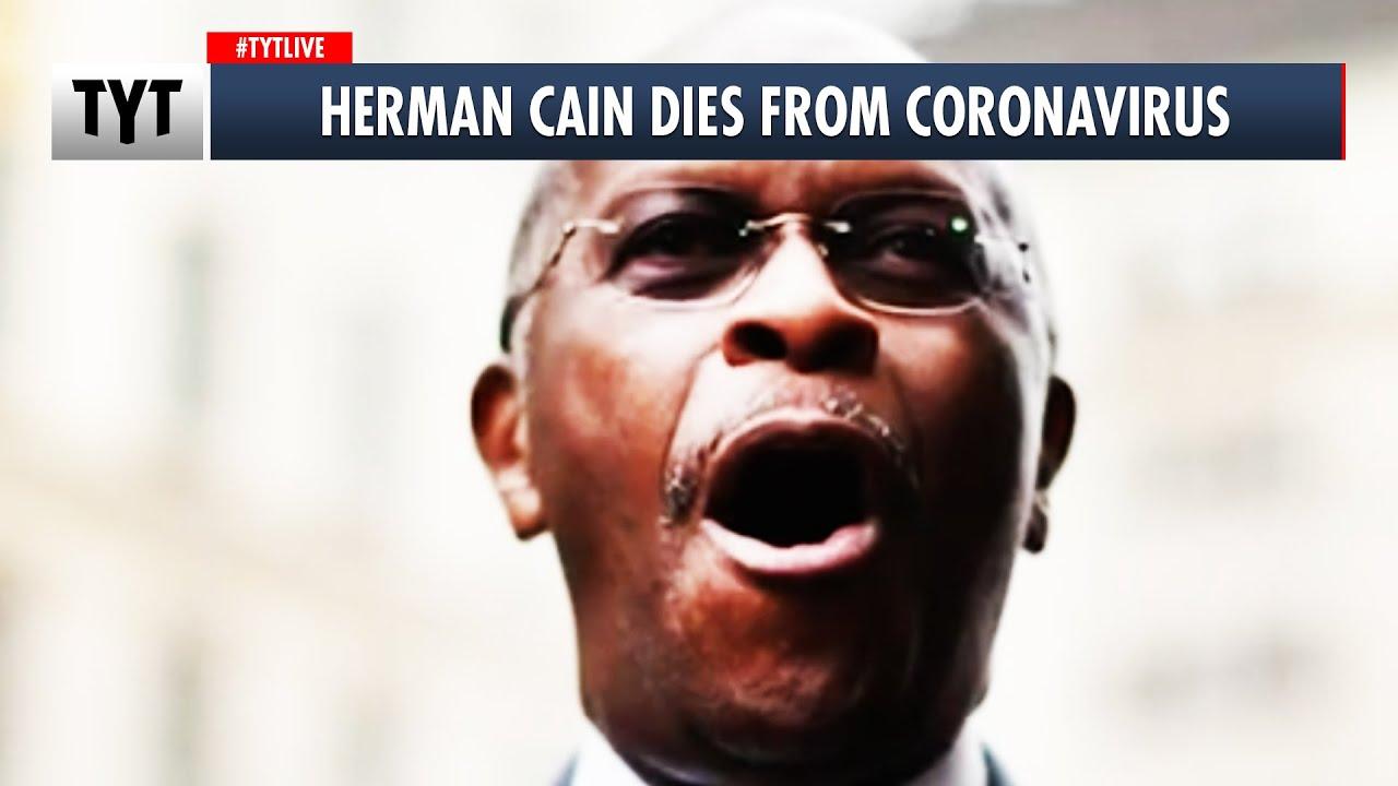 Download Herman Cain Has Passed Away from Coronavirus!