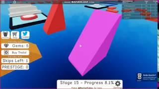 roblox Mega Fun Obby 2 ✨185 Stages! tập 1 1 đến 30