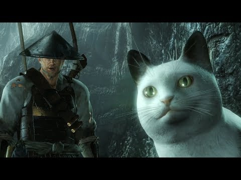 A Cool Cat Knows Where It's At (Nioh Playthrough Part 2)