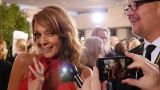 """C.J. Cregg says Romney """"can run, but he can't hide."""""""