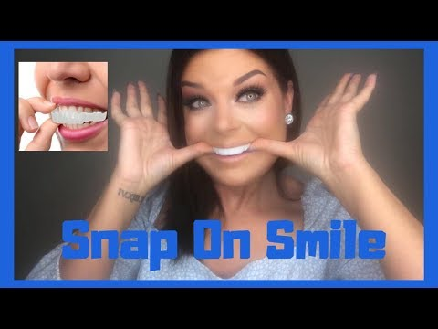 Snap On Smile Versus The Instant Smile