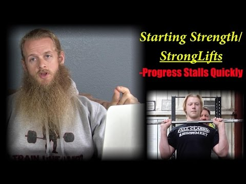 PROGRAM REVIEW part 1: Starting Strength/StrongLifts, Texas Method, 5/3/1