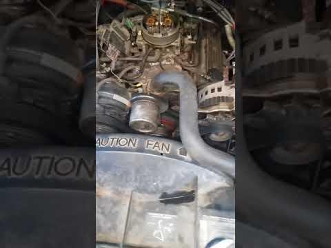 89 K1500 Silverado Engine Coolant Temperature Sensor