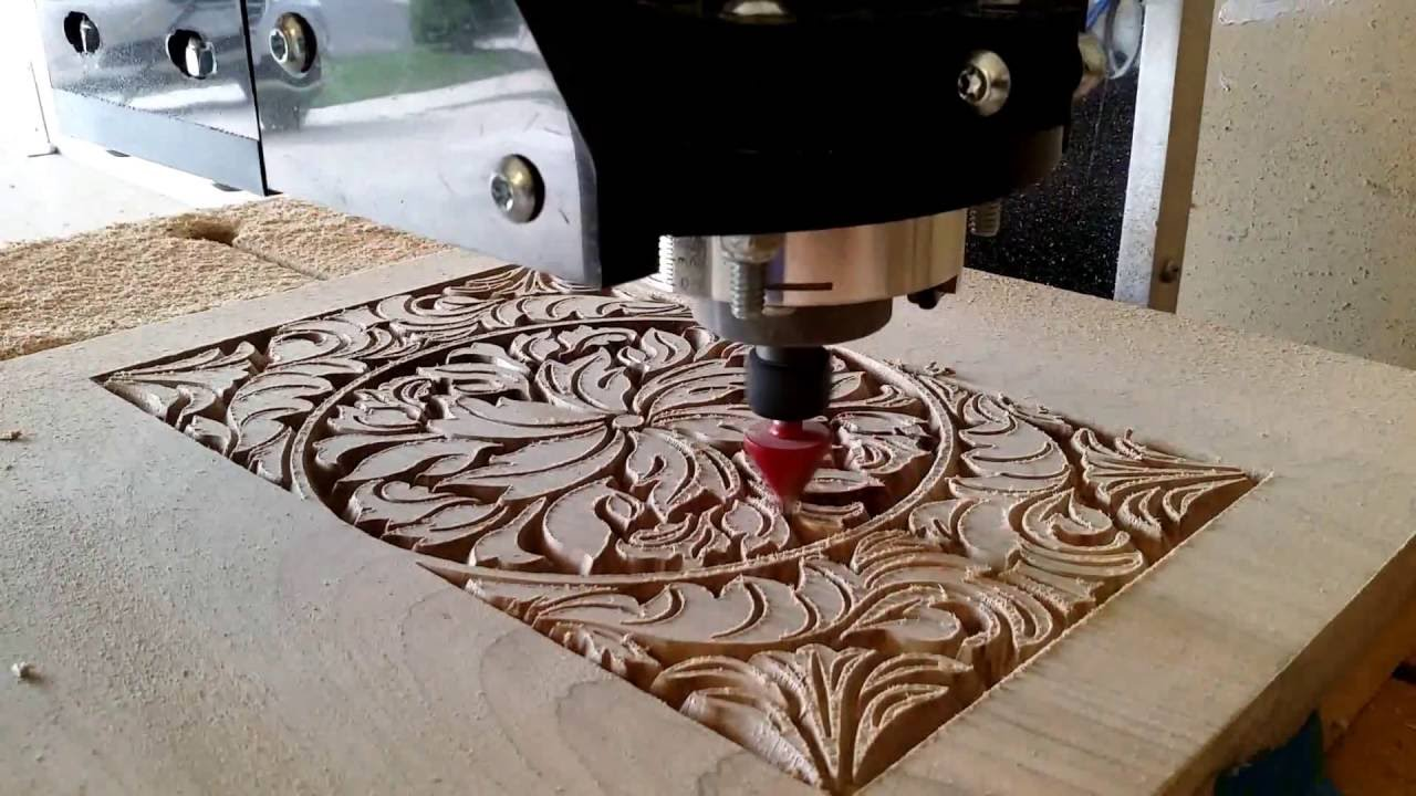 Paradise Box Vcarve on CNC Free Download Video MP4 3GP M4A - TubeID Co