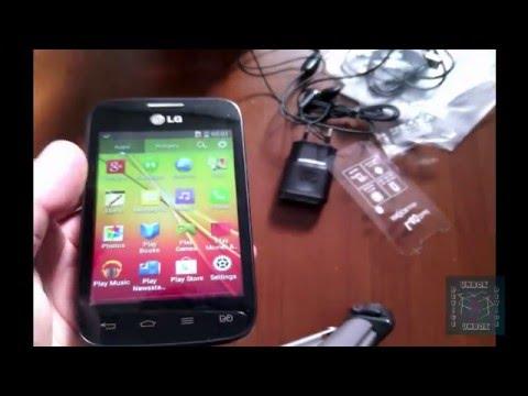 LG L40 D170 Unboxing