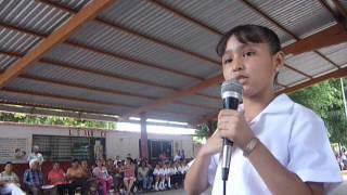 DIVA GASTELUM entrega Pituras a 5 escuelas de Angostura, Sinaloa 2