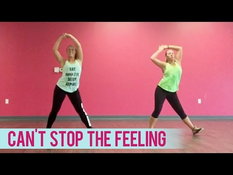 Justin Timberlake - Can't Stop The Feeling (Dance...